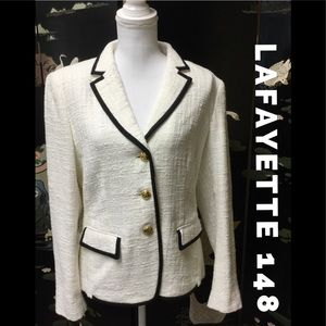 LAFAYETTE 148 Boucle Jacket